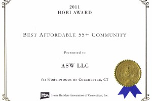 2011 best affordable community