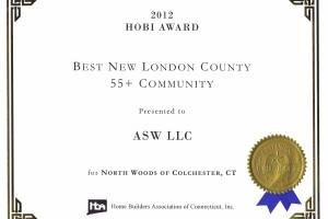 2012 best 55+community