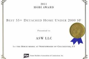 best 55 detached under 2000
