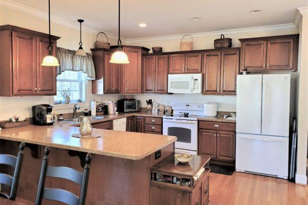 10 Granite Kitchen